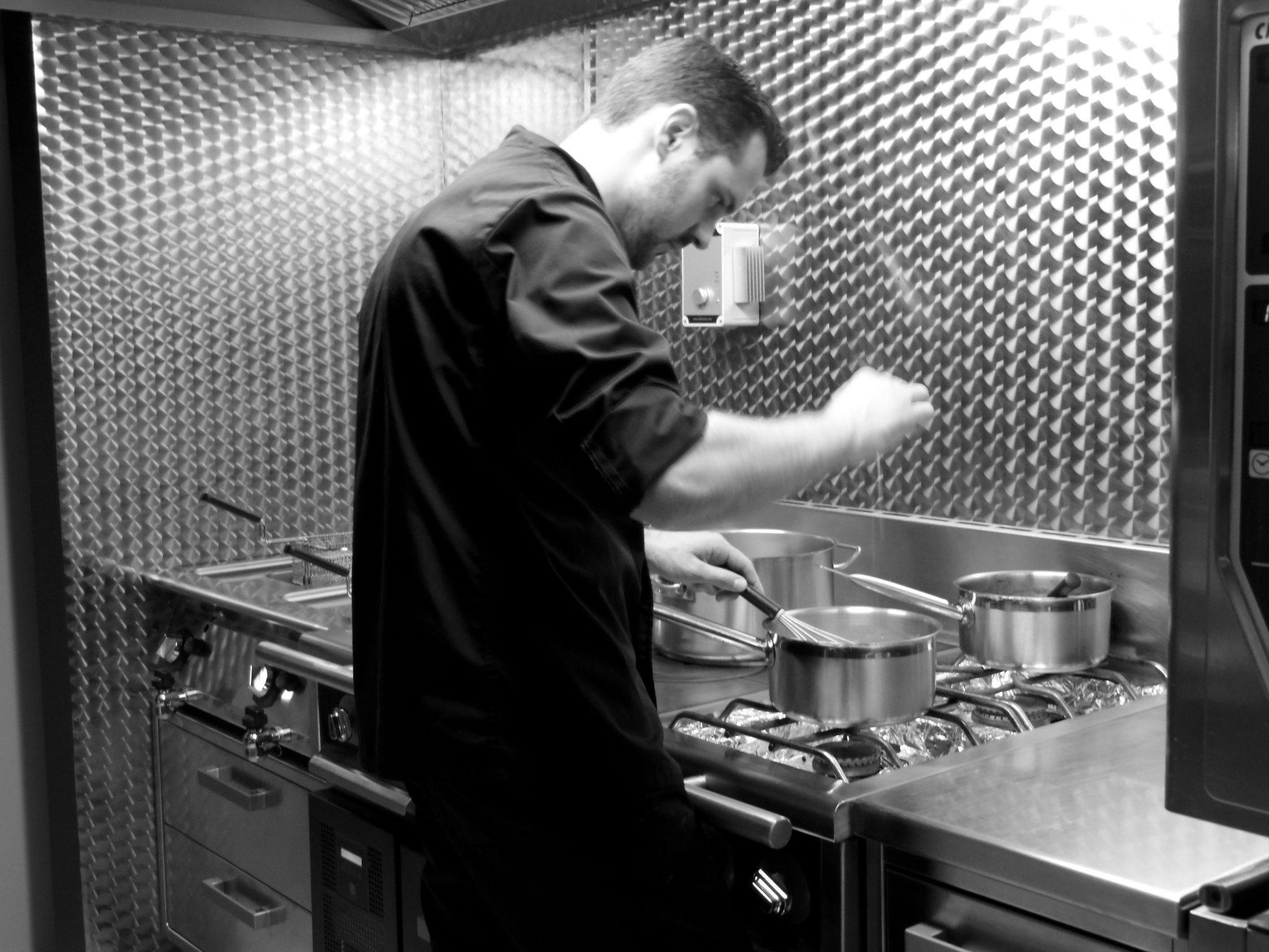 Passie voor koken